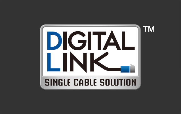 Single-Cable 4K DIGITAL LINK Connection