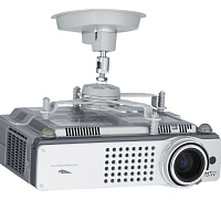 SMS Projector CL F75 A/S incl Unislide silver